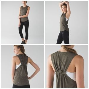 Lululemon • In A Cinch Tank